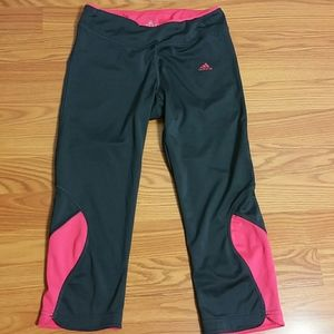 Adidas SMALL Athletic Leggings
